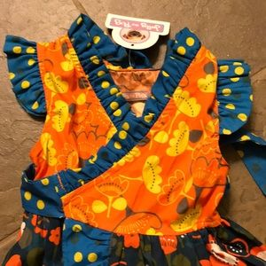 Jelly The Pug Dresses - Jelly the Pug toddler dress